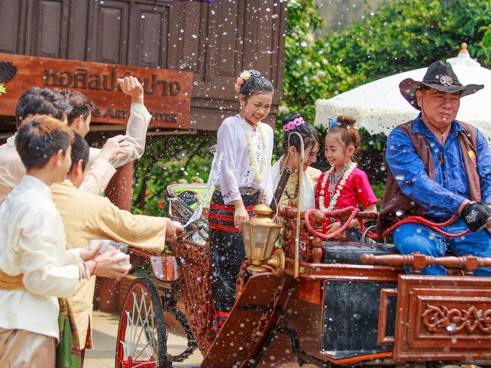 songkran chiang mai