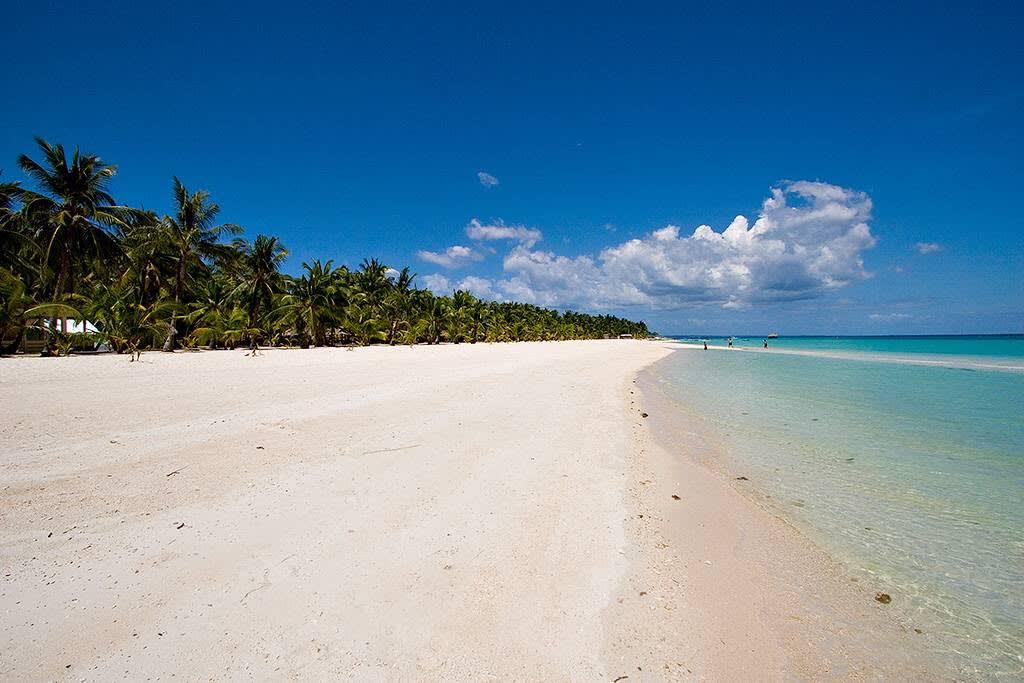 bantayan philippines beach