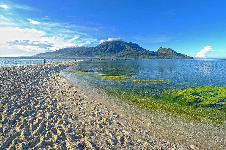 camiguin bohol philippines beach