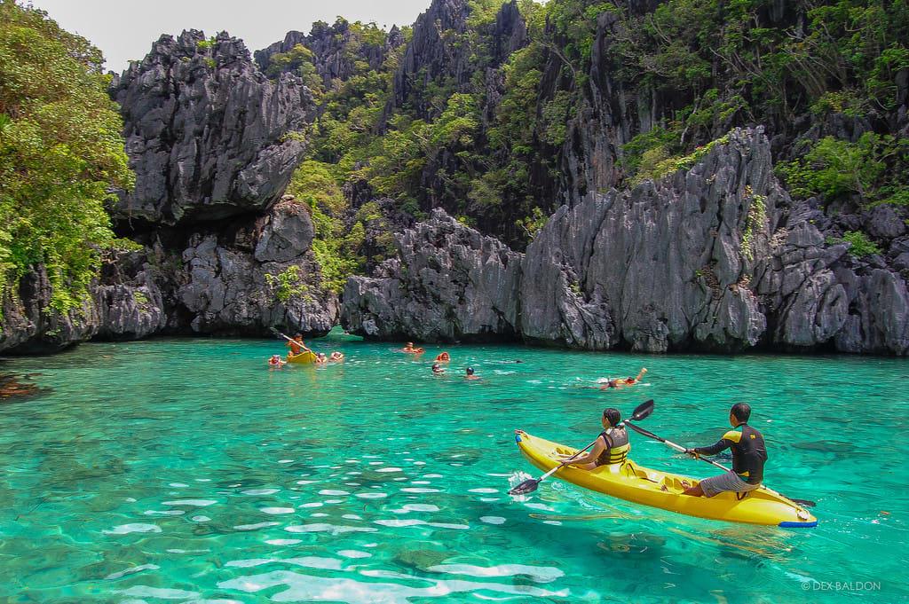 el nido palawan philippines beach