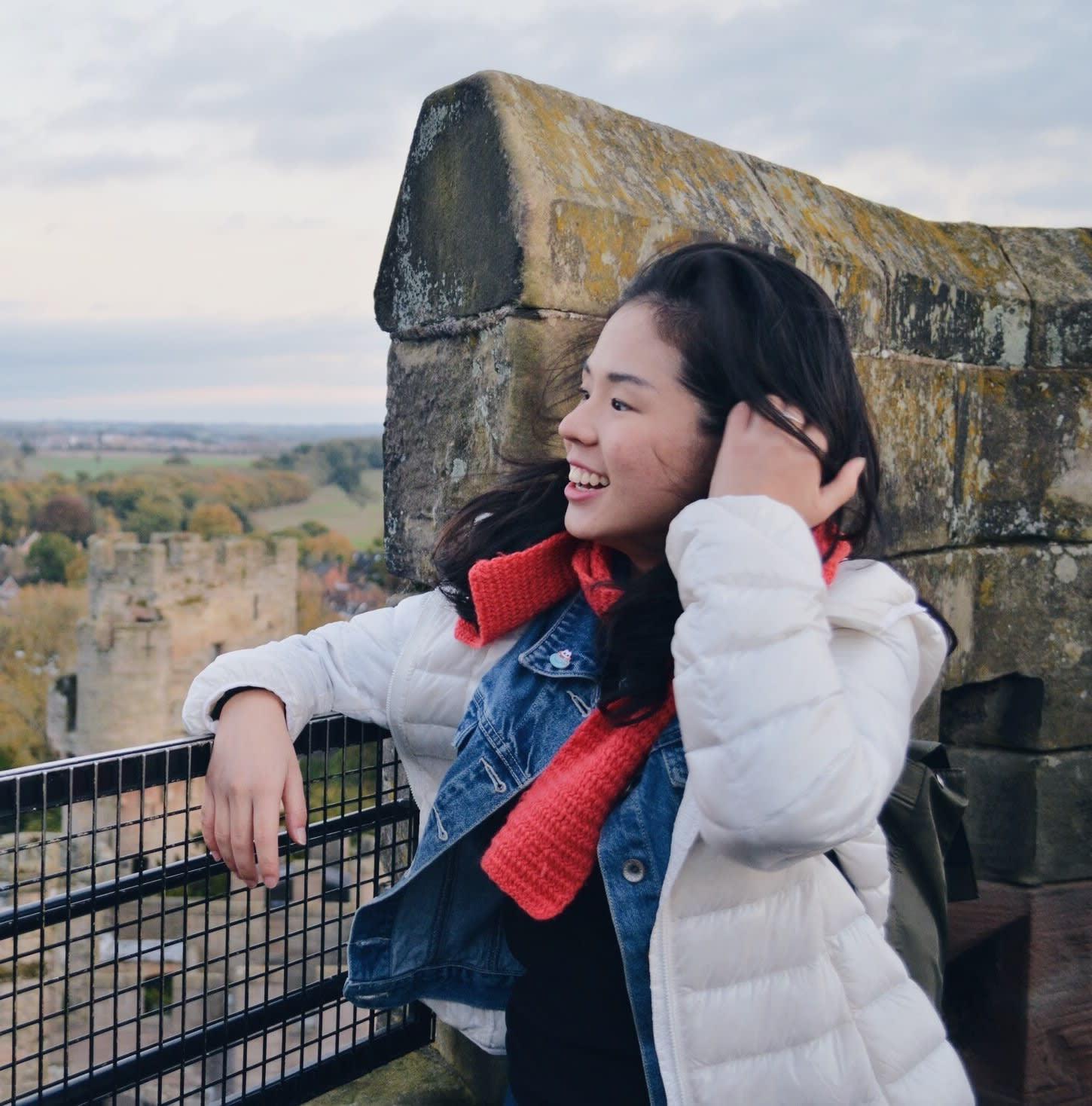 Abigail Chang
