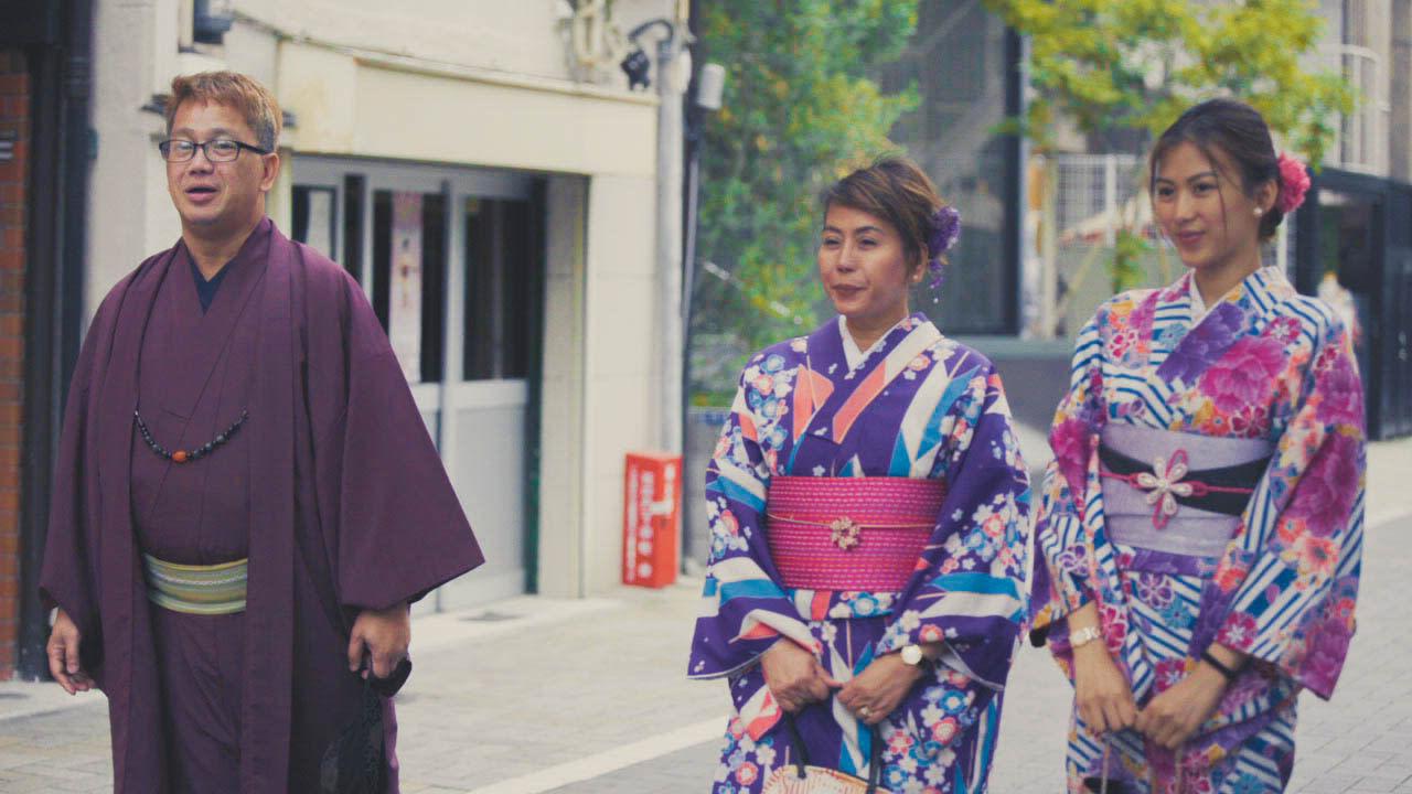 kimono japan alex gonzaga