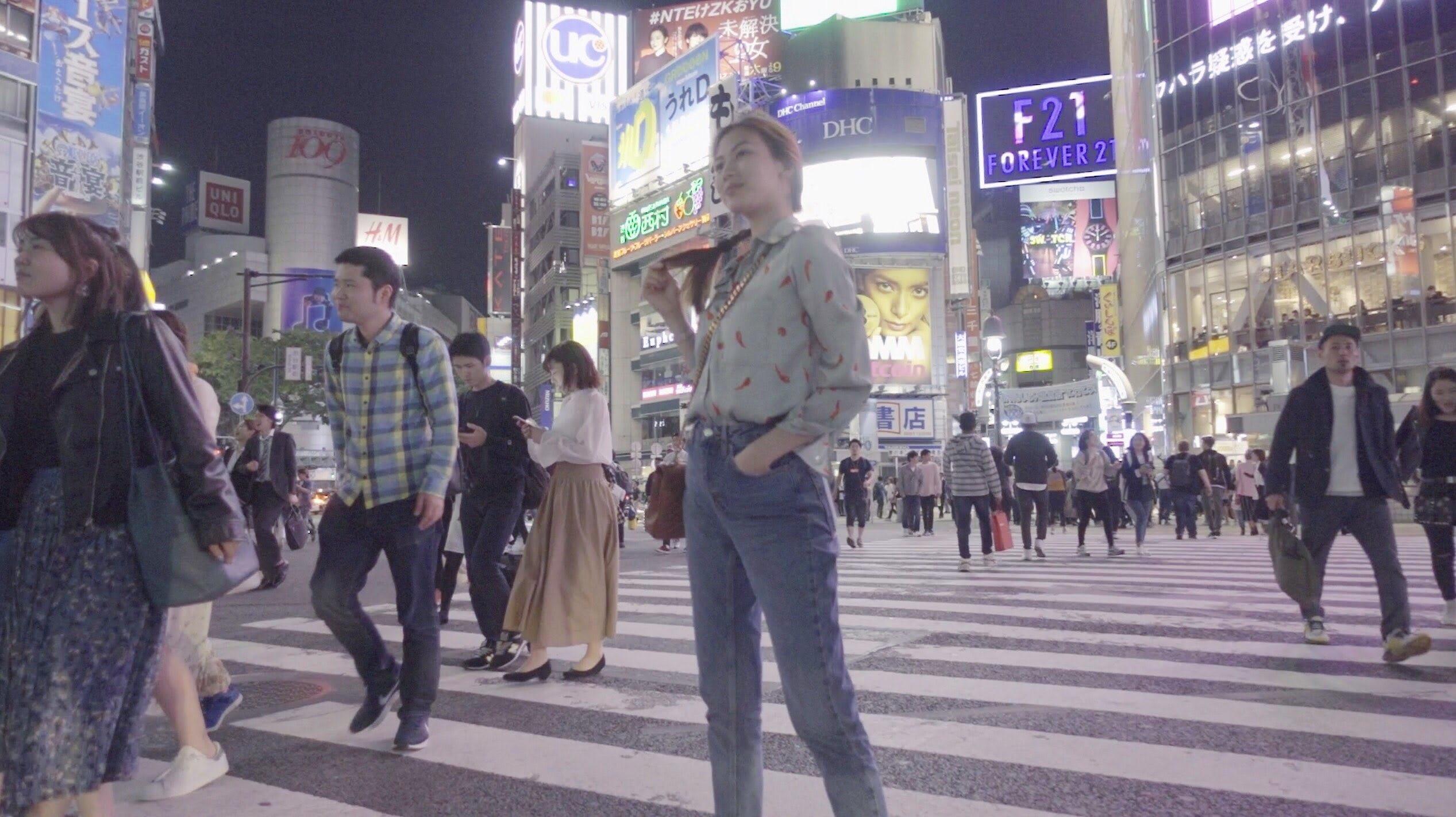 shibuya tokyo japan alex gonzaga