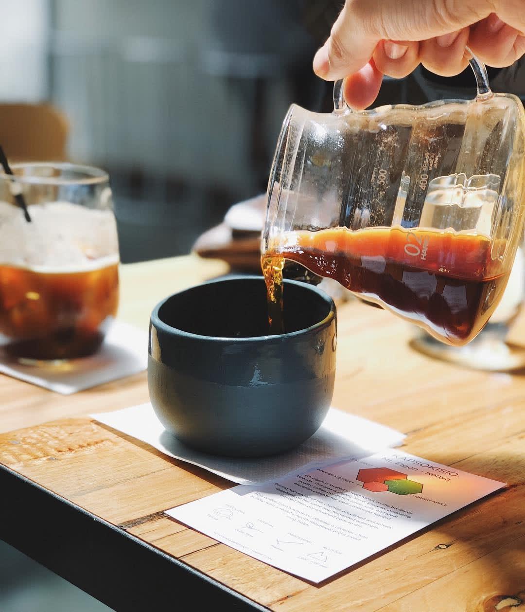 Maker Fine Coffee Melbourne Cafes