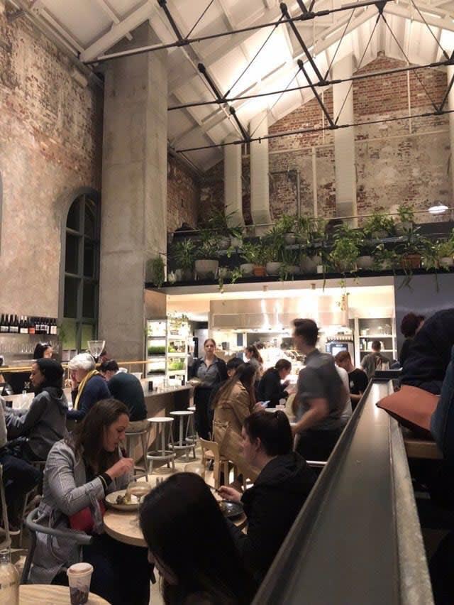 Higher Ground Melbourne Cafes