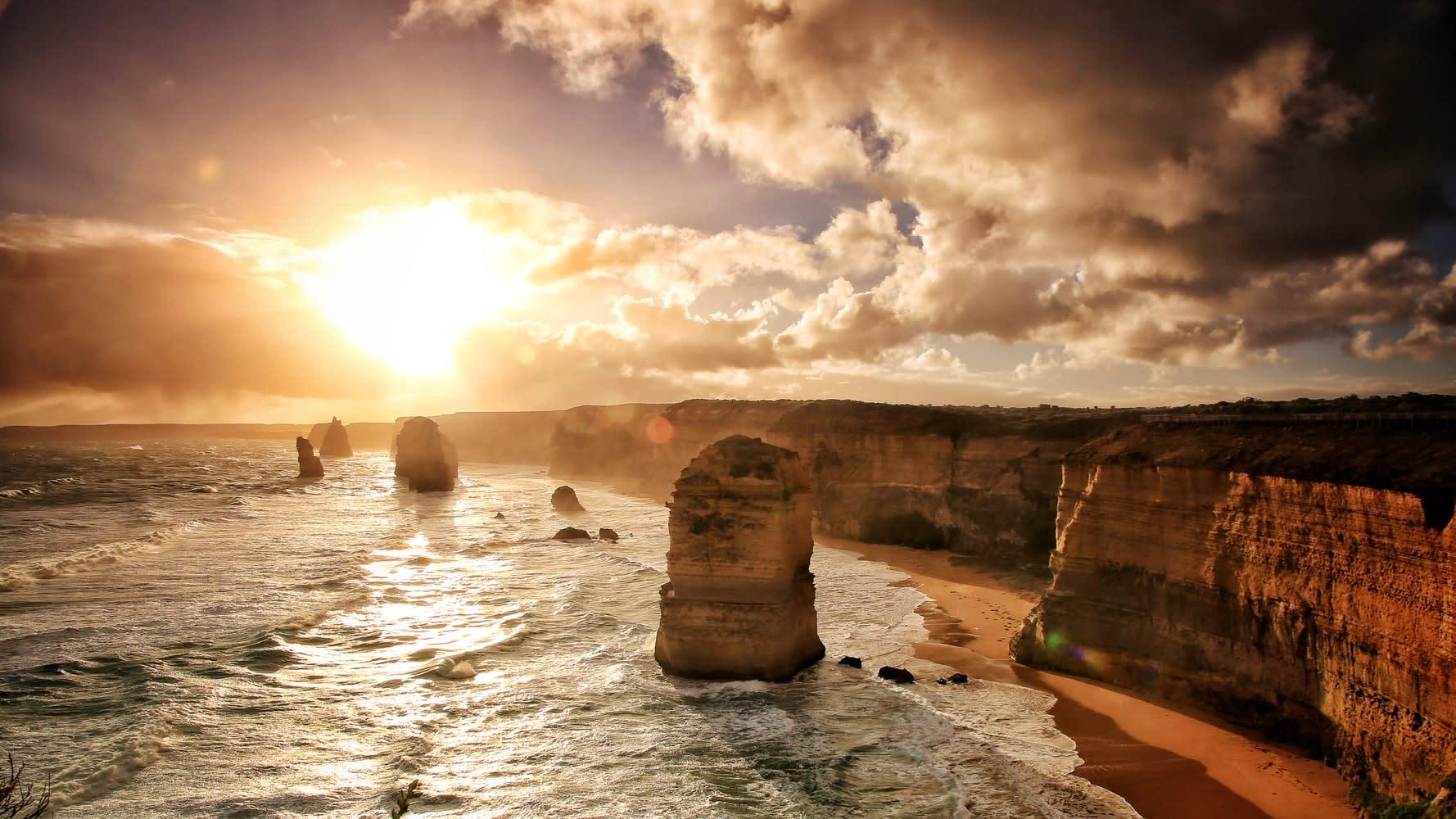 Twelve Apostles Melbourne Road Trips