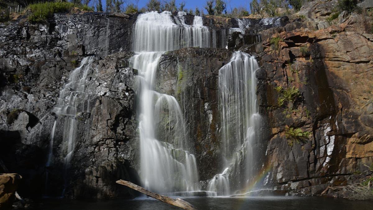 Mackenzie Falls Grampians Melbourne Road Trips