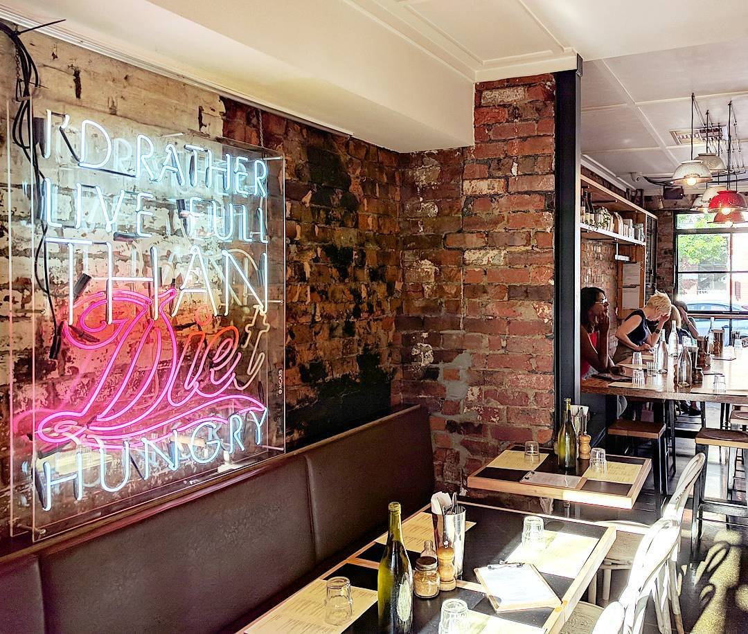 Pillar of Salt Melbourne Cafe