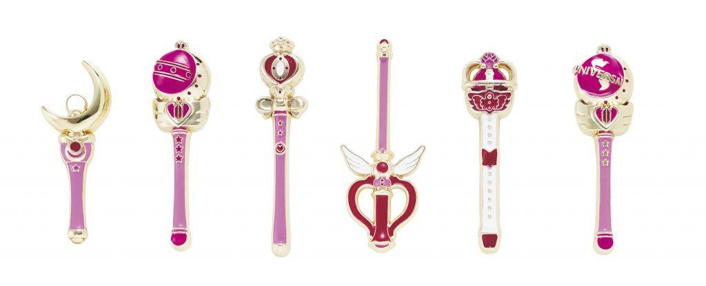 Sailor moon wands at USJ