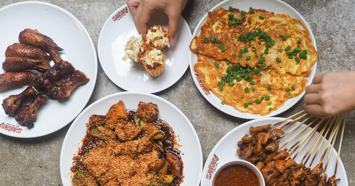 Your Calorie-Worthy Singapore Hawker Food Bucket List | Klook
