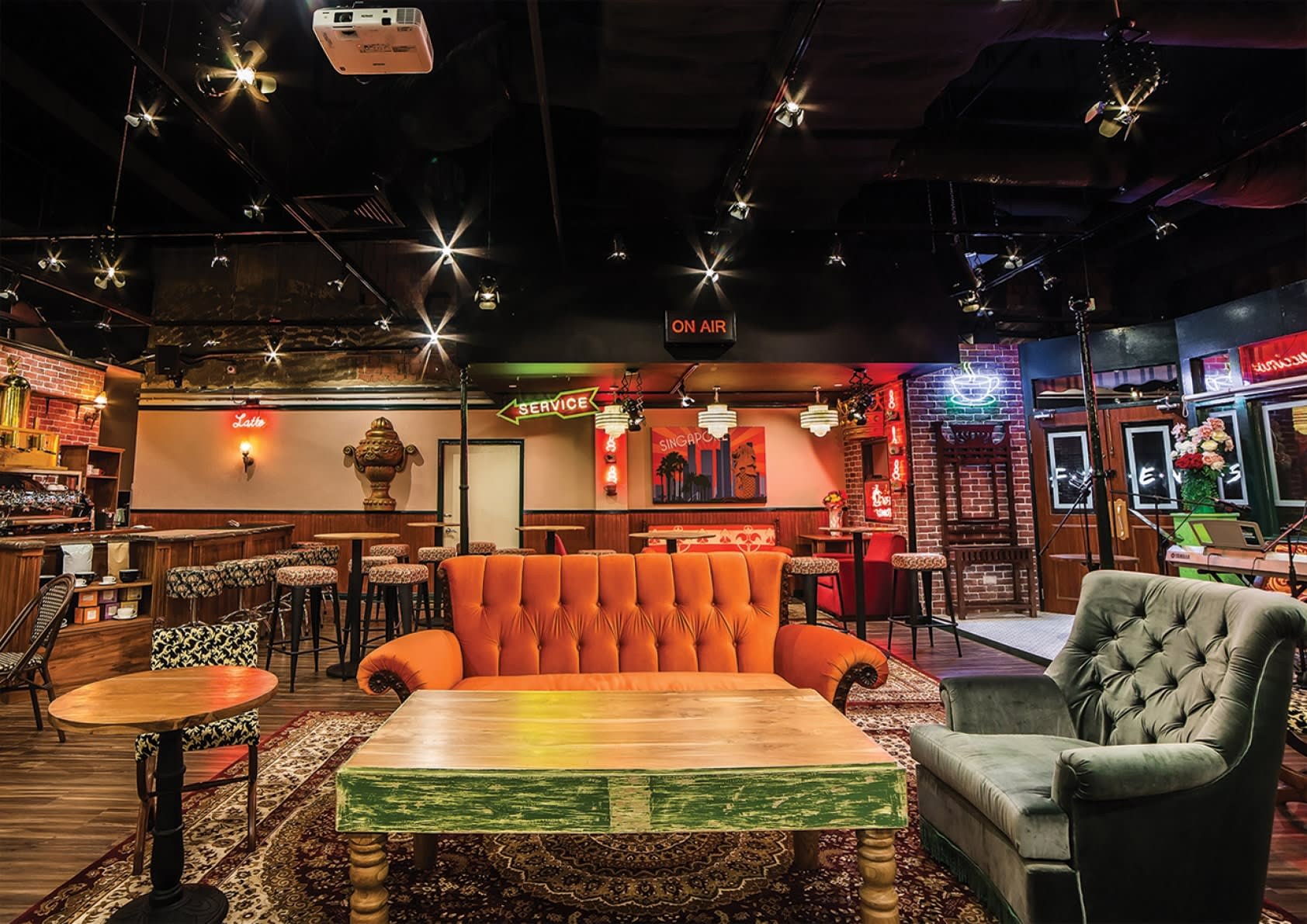 Here S Why Central Perk In Singapore Is A Dream Come True
