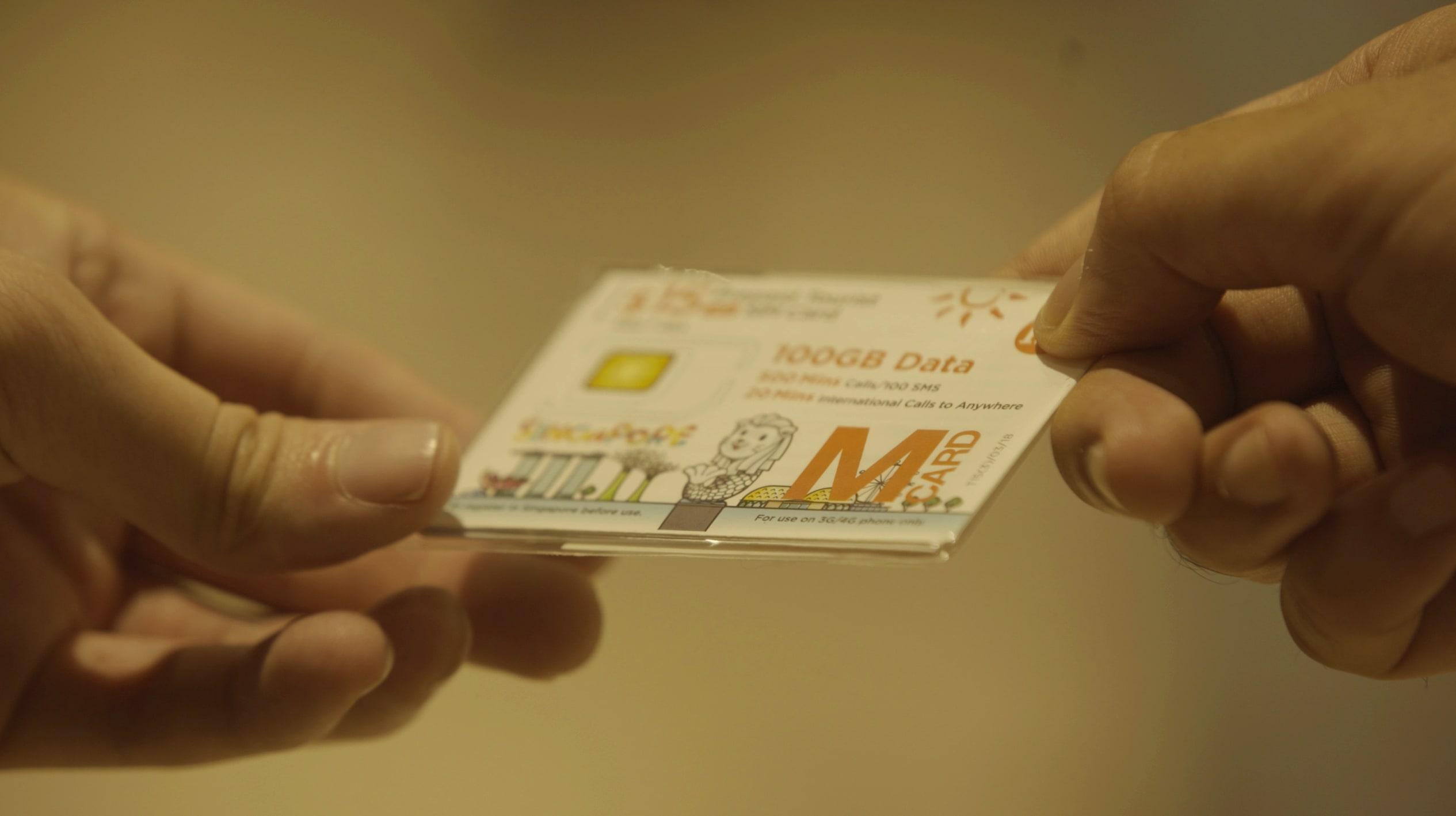 klook singapore gabbi garcia issa pressman sim card
