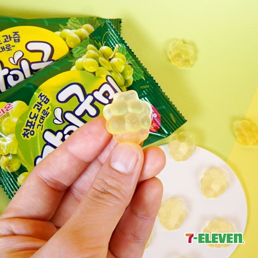 711 korea gummies