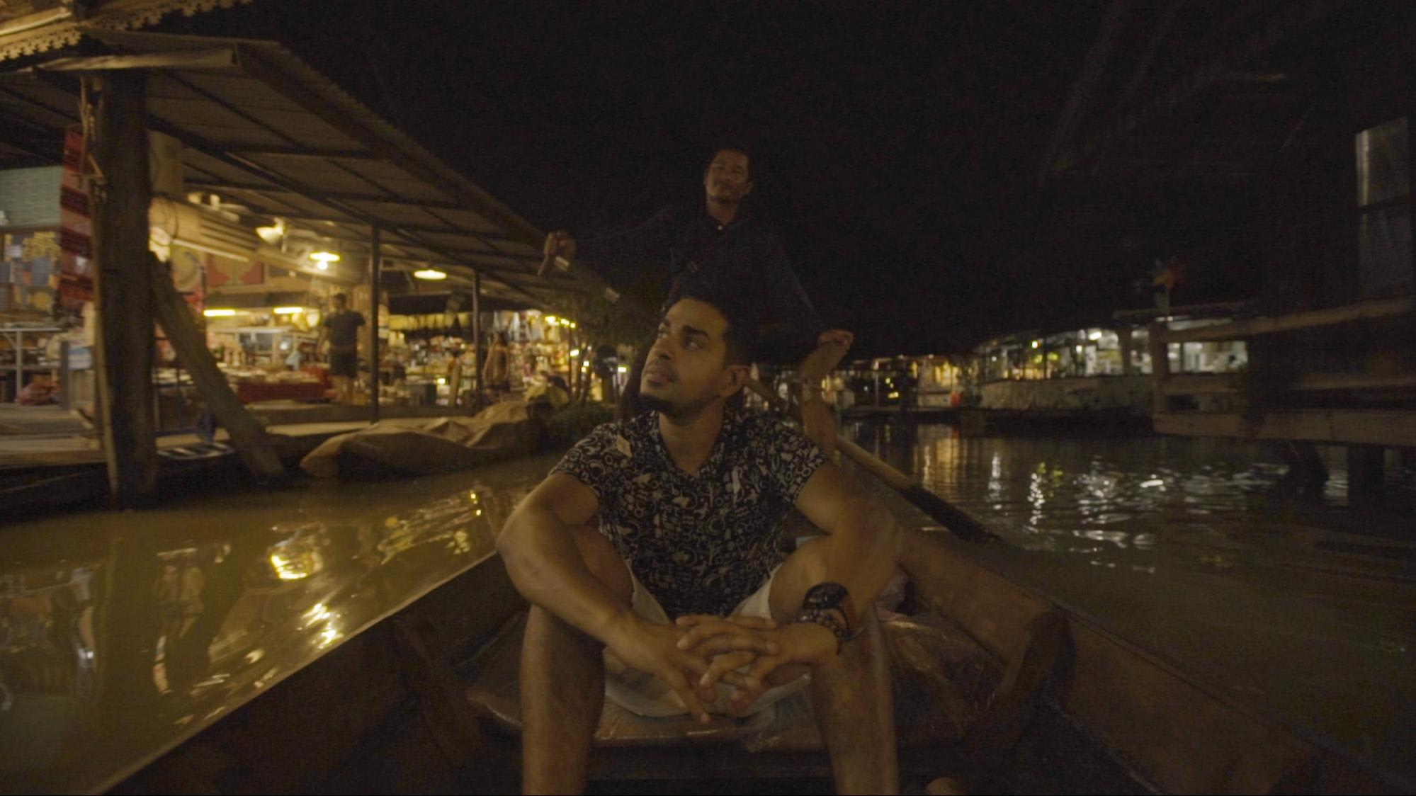SAM YG Bangkok pattaya floating market