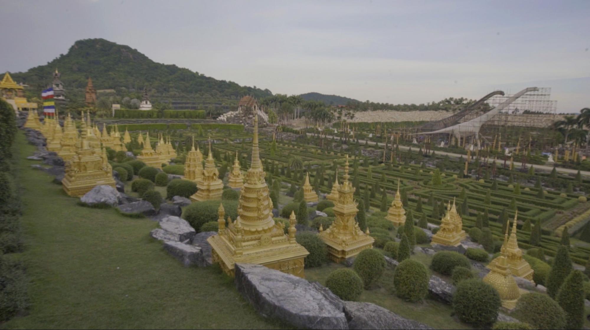 SAM YG Bangkok nong nooch garden