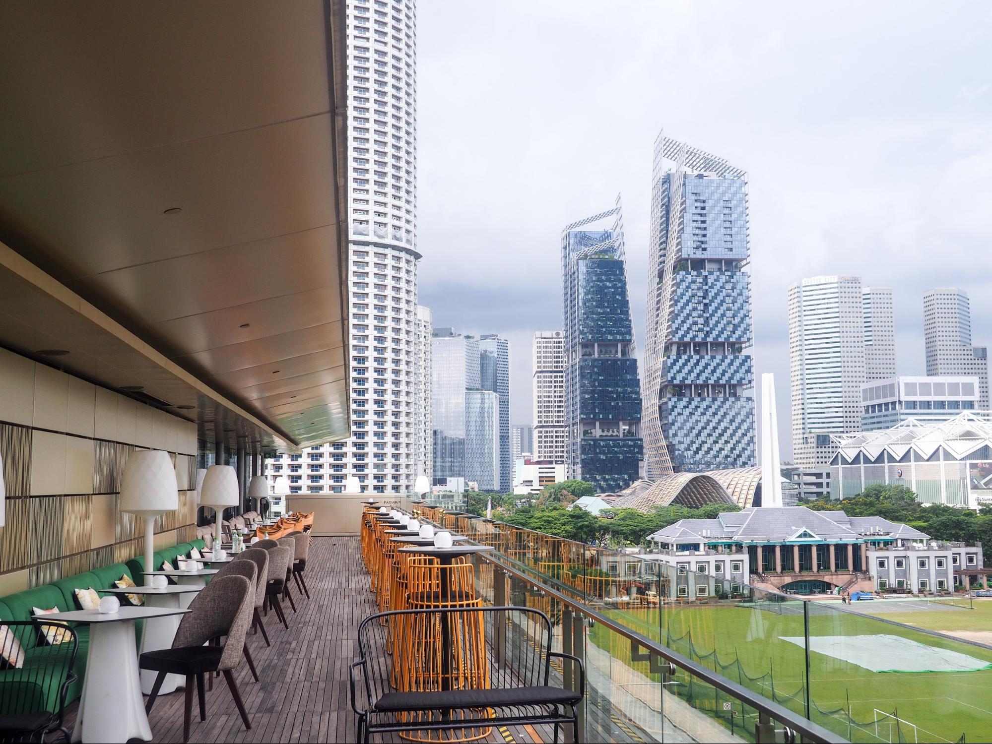 Singapore Marina Bay National Gallery
