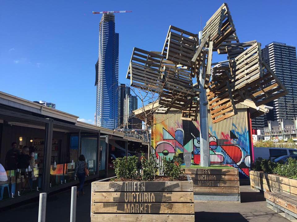 Queen Victoria Market Melbourne Cafes