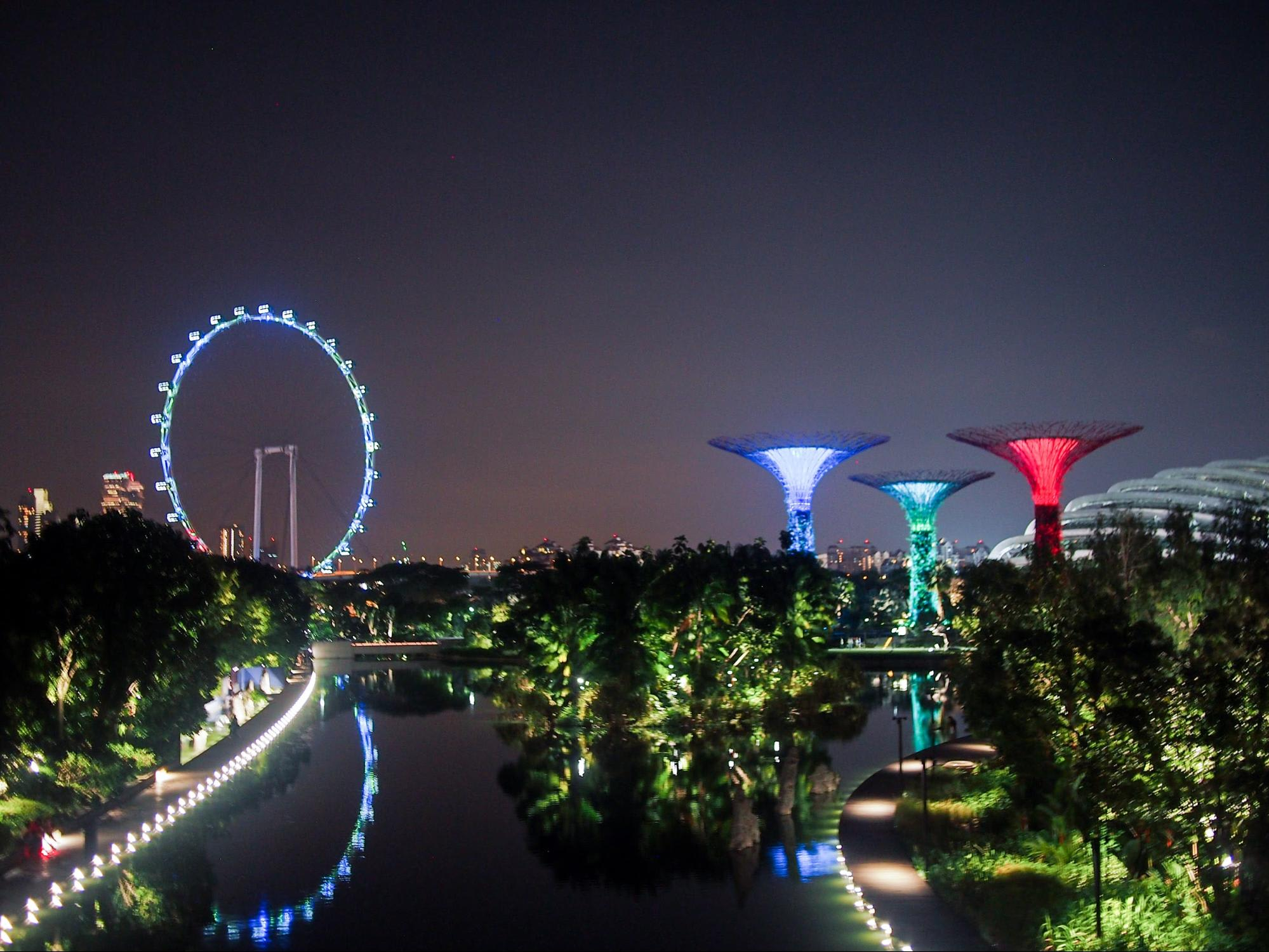 Singapore Marina Bay Gardens By The Bay