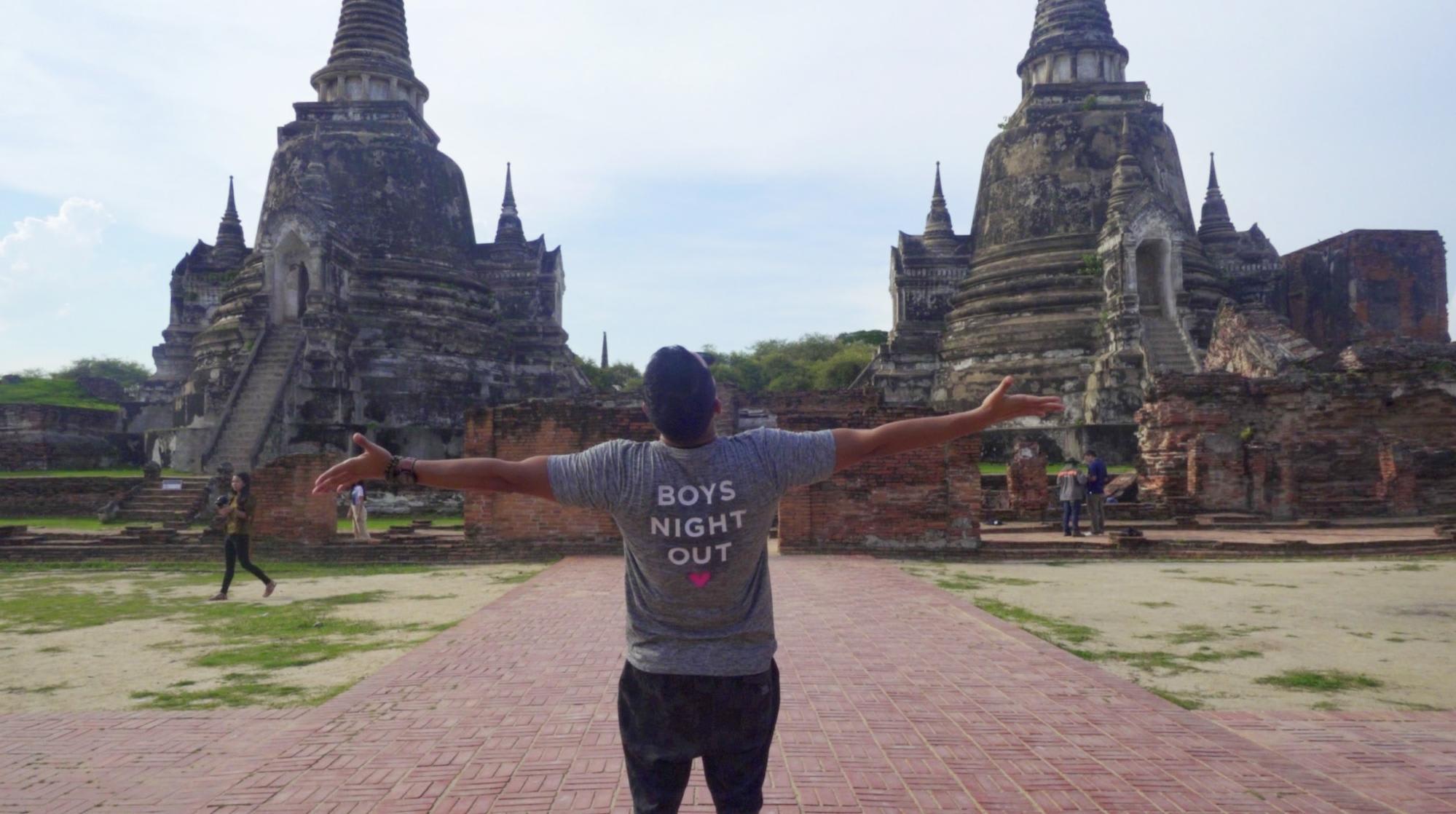 SAM YG Bangkok ayutthaya