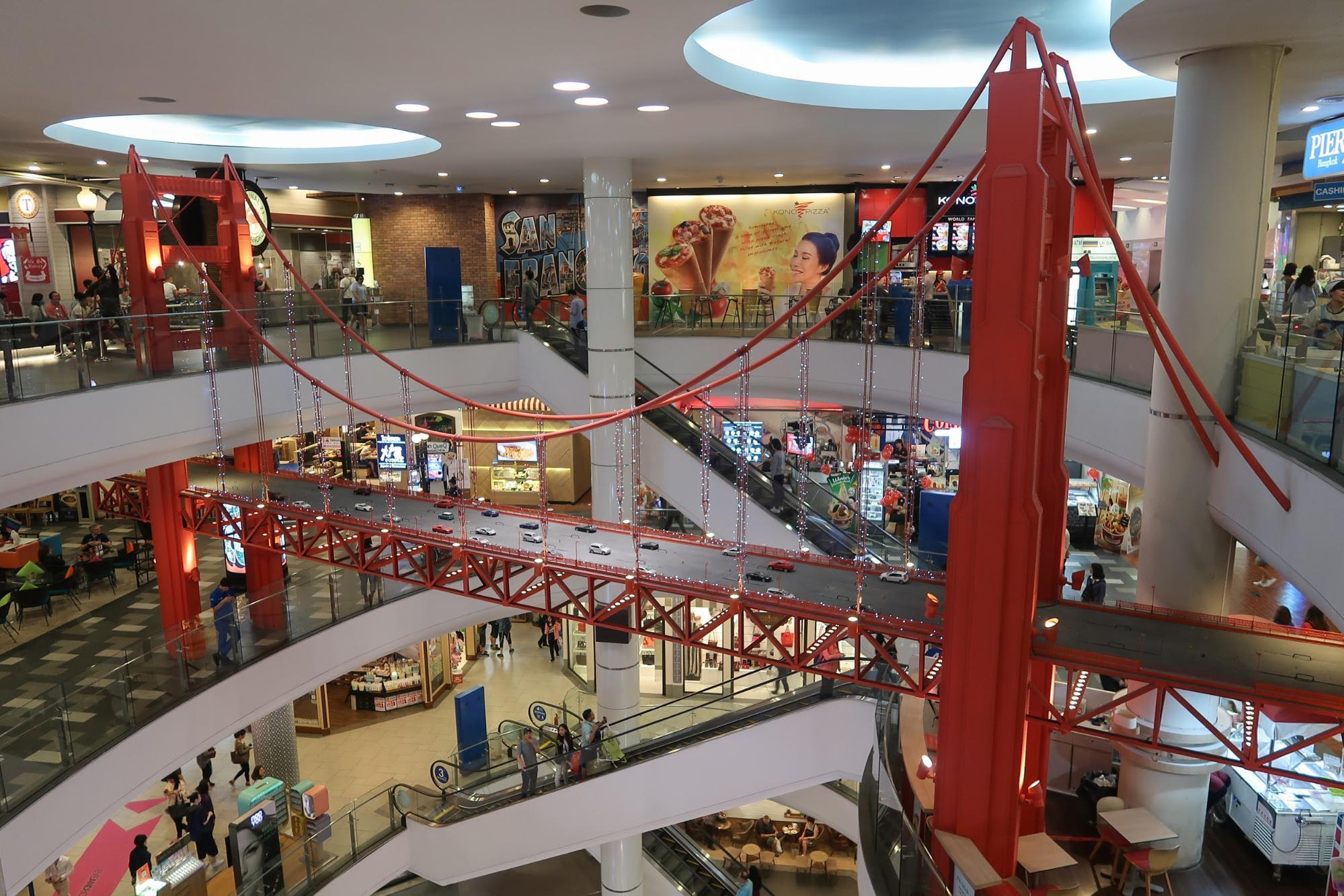 Bangkok Shopping Terminal 21