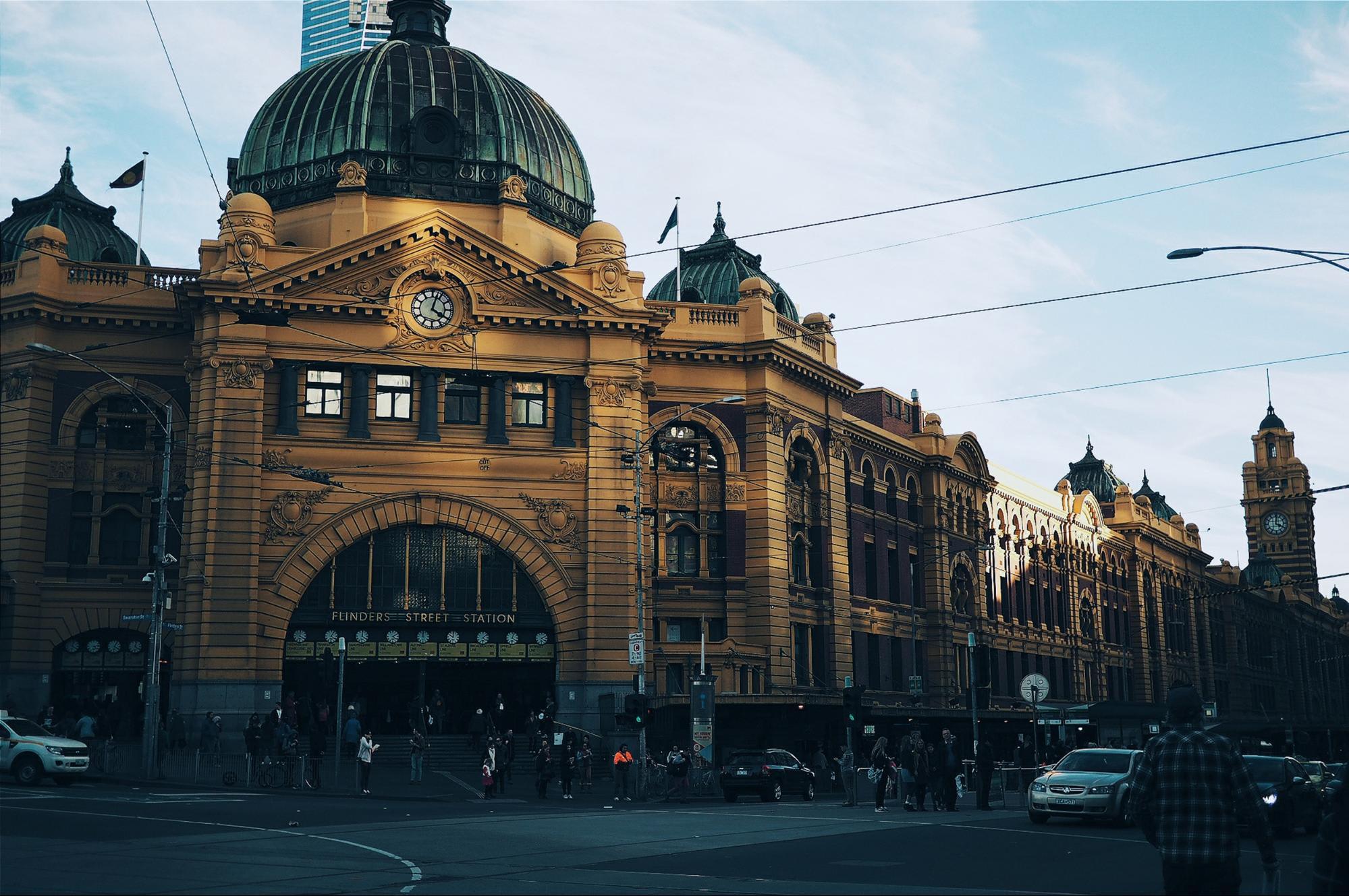 Melbourne CBS Melbourne Cafes