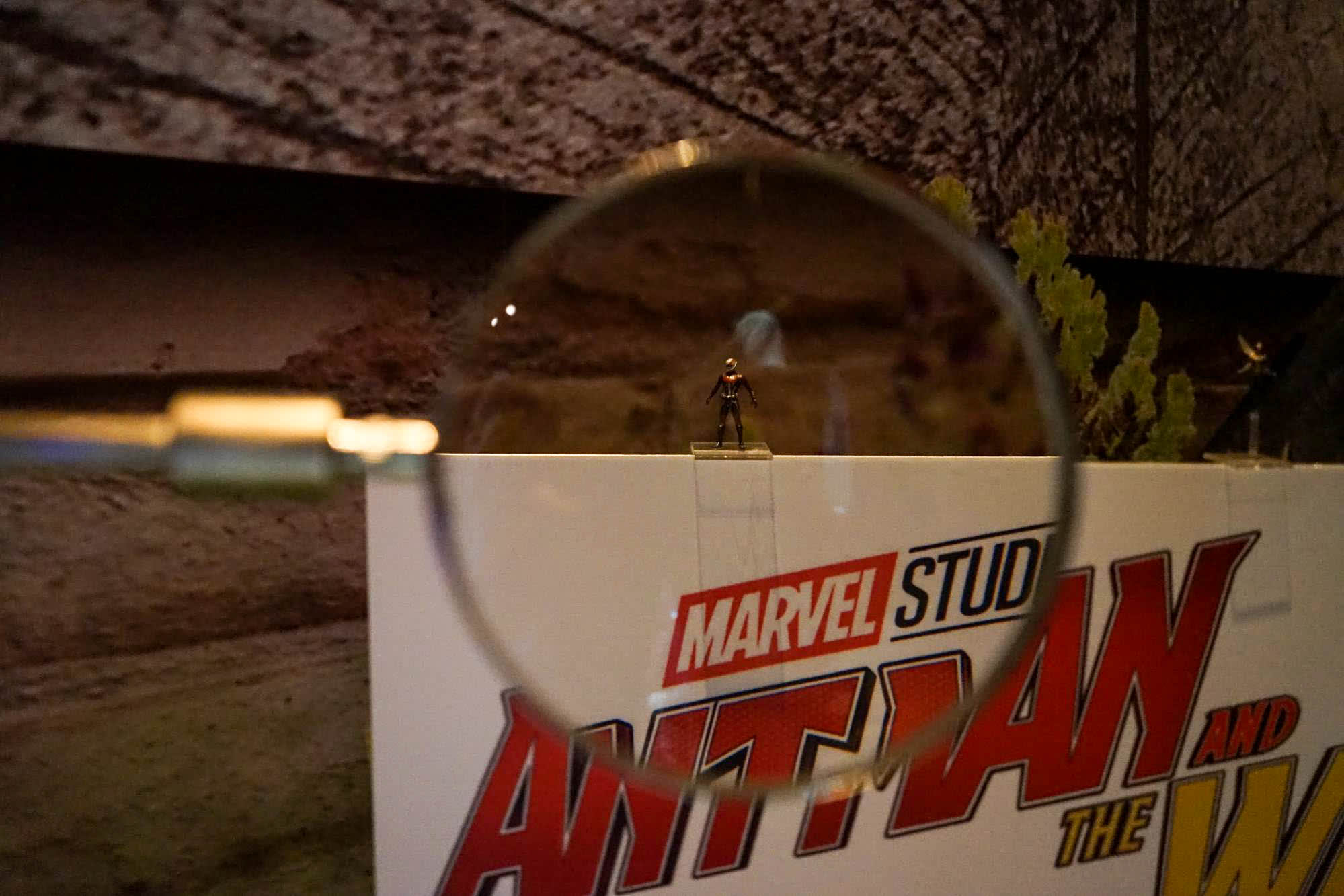 artscience museum marvel antman