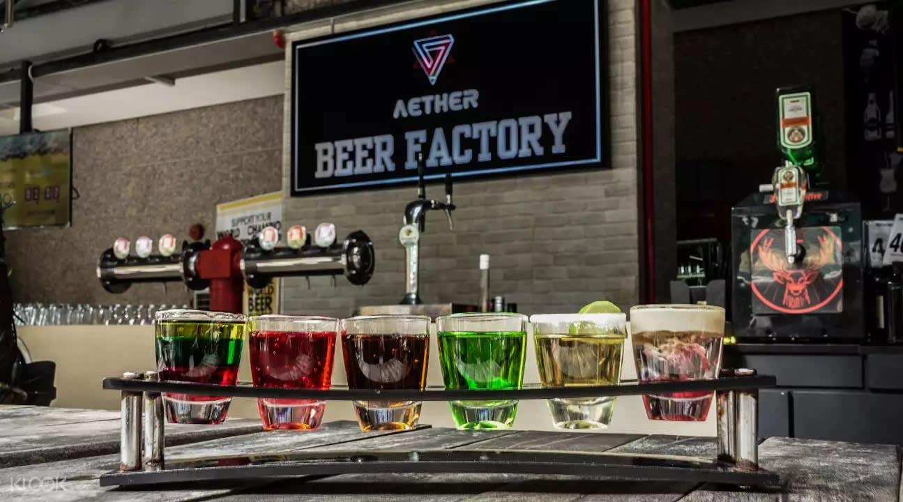 beer factory clarke