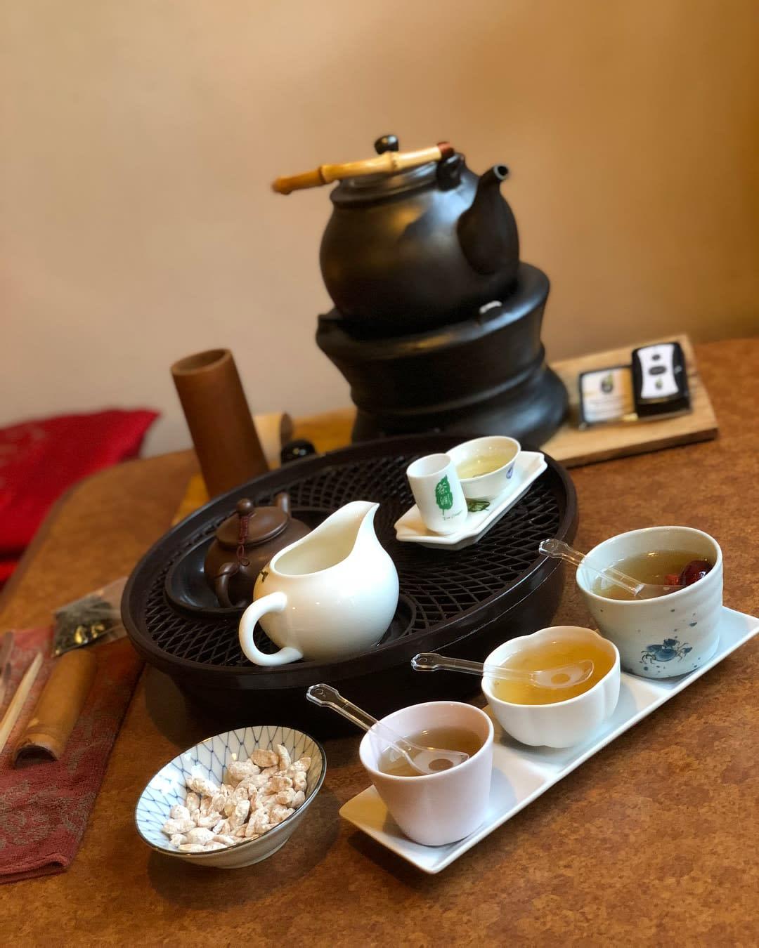 Tea Chapter Singapore Tea
