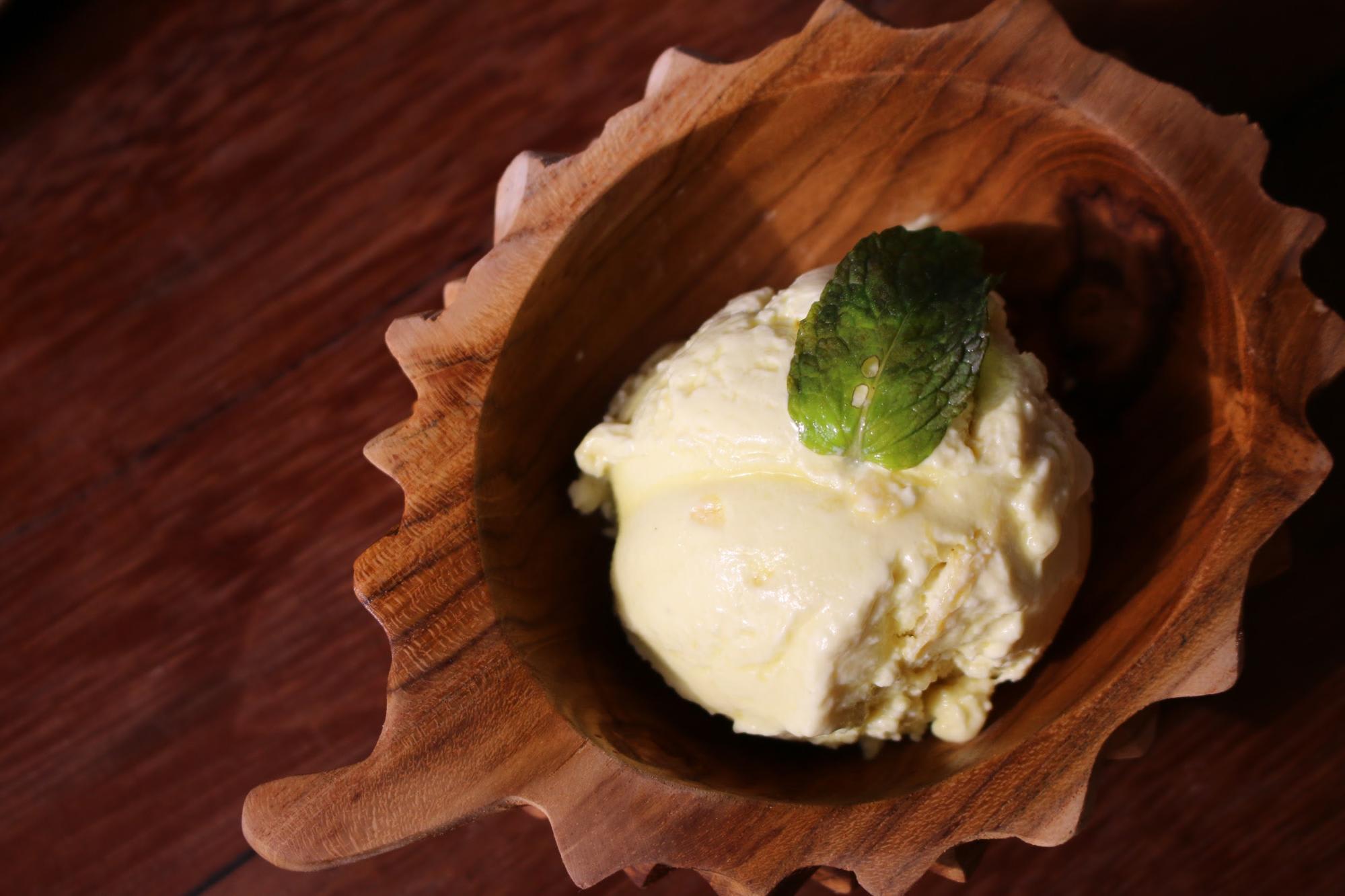 Double Durian Ice Cream Singapore