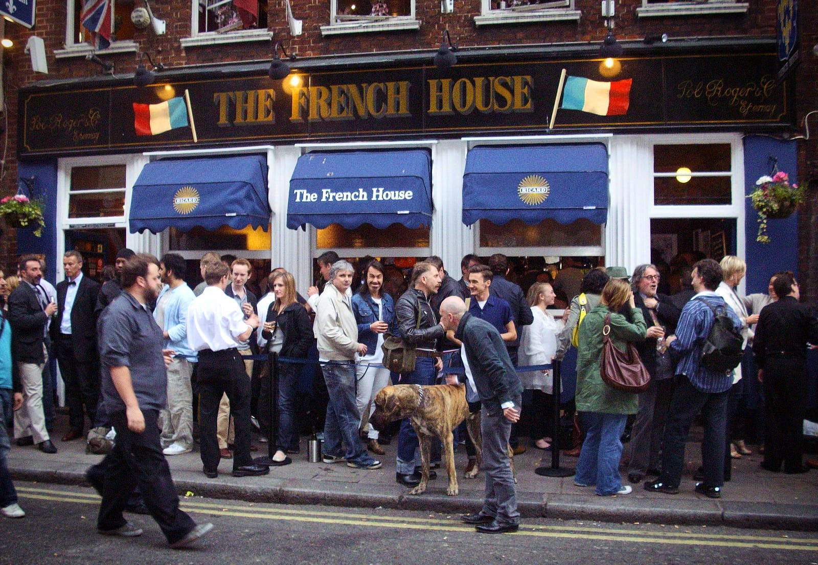 london pubs and bars the french house