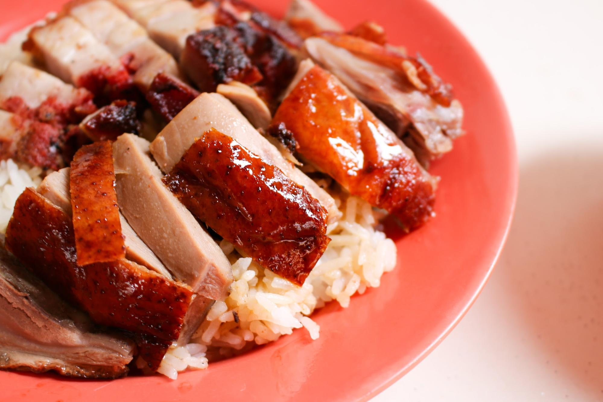 Foong Kee Coffee Shop Roast Meats
