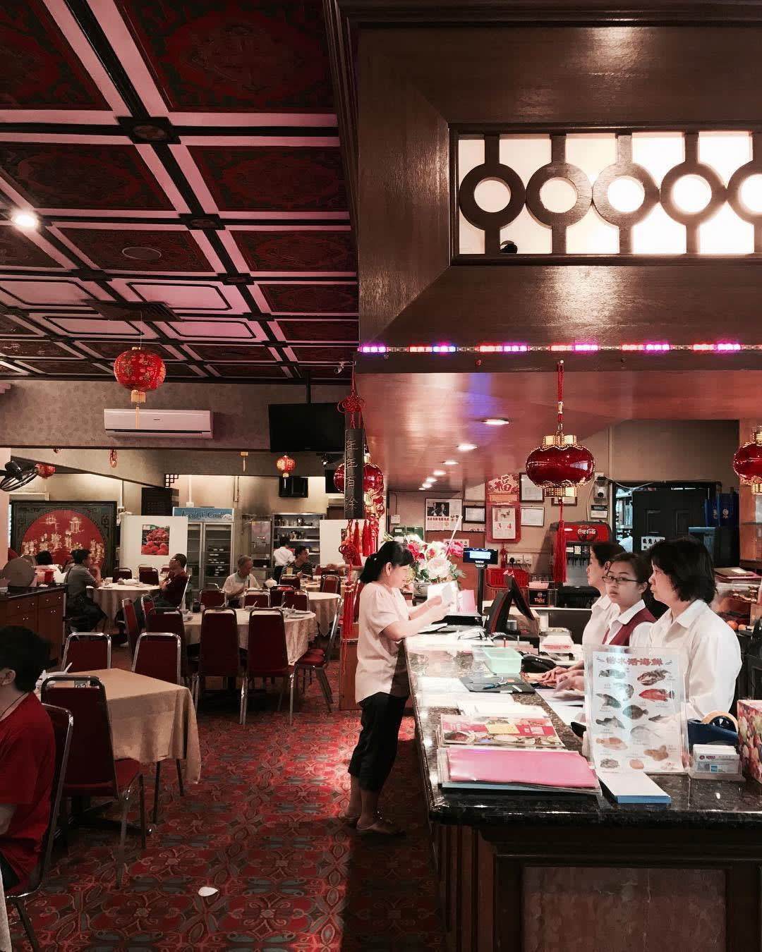 Red Star Restaurant Modern Heritage Singapore