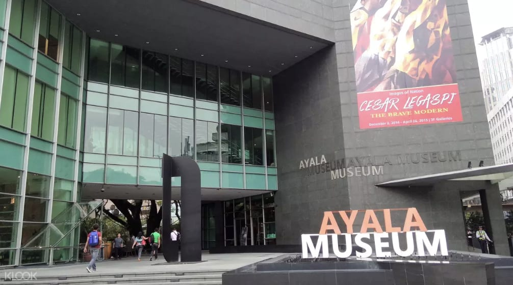 manila museums ayala