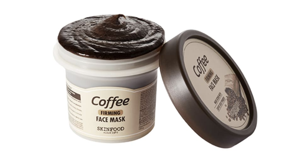 Korean Beauty Products Skinfood Coffee Face Mask