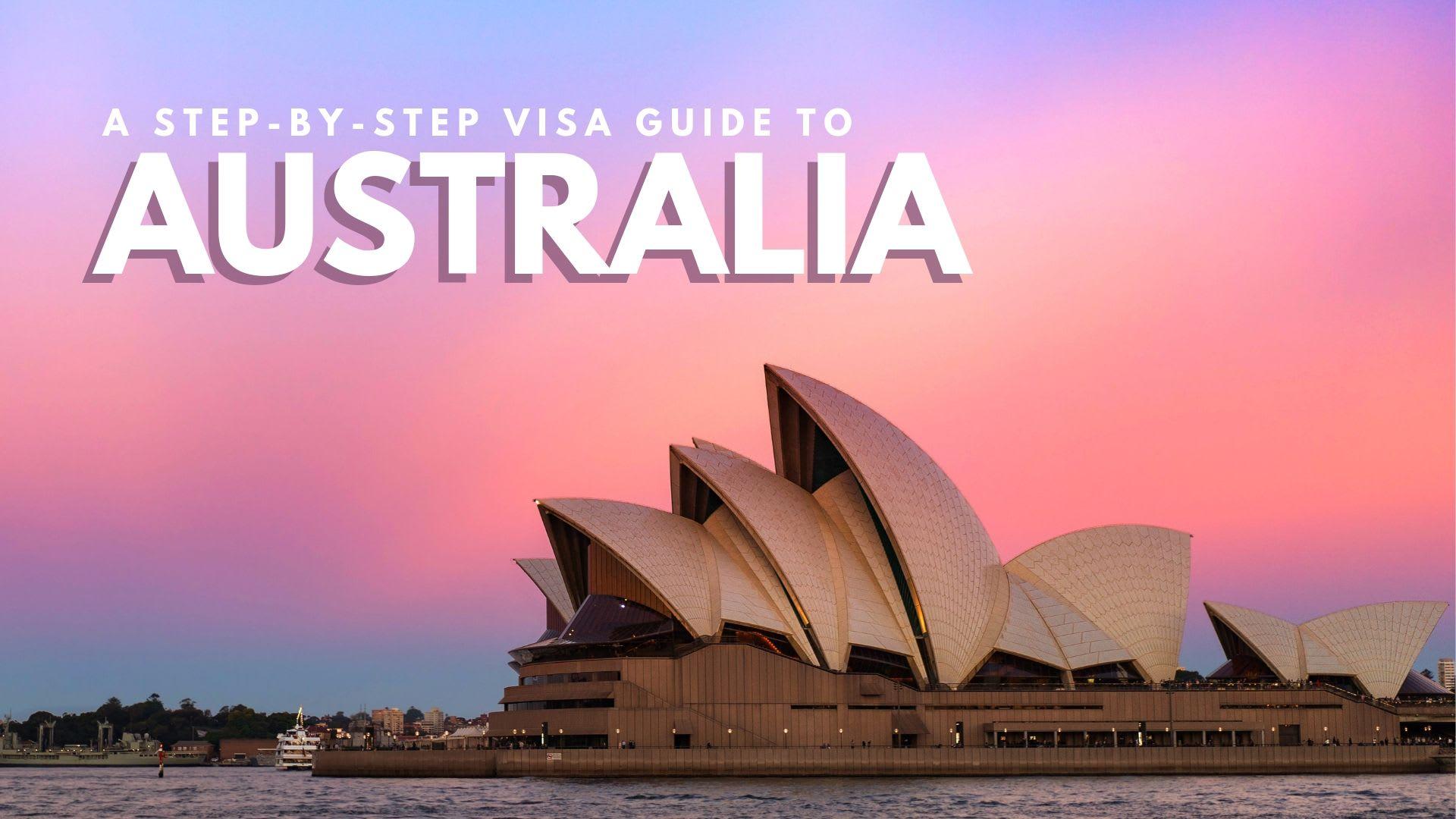 australia visa guide