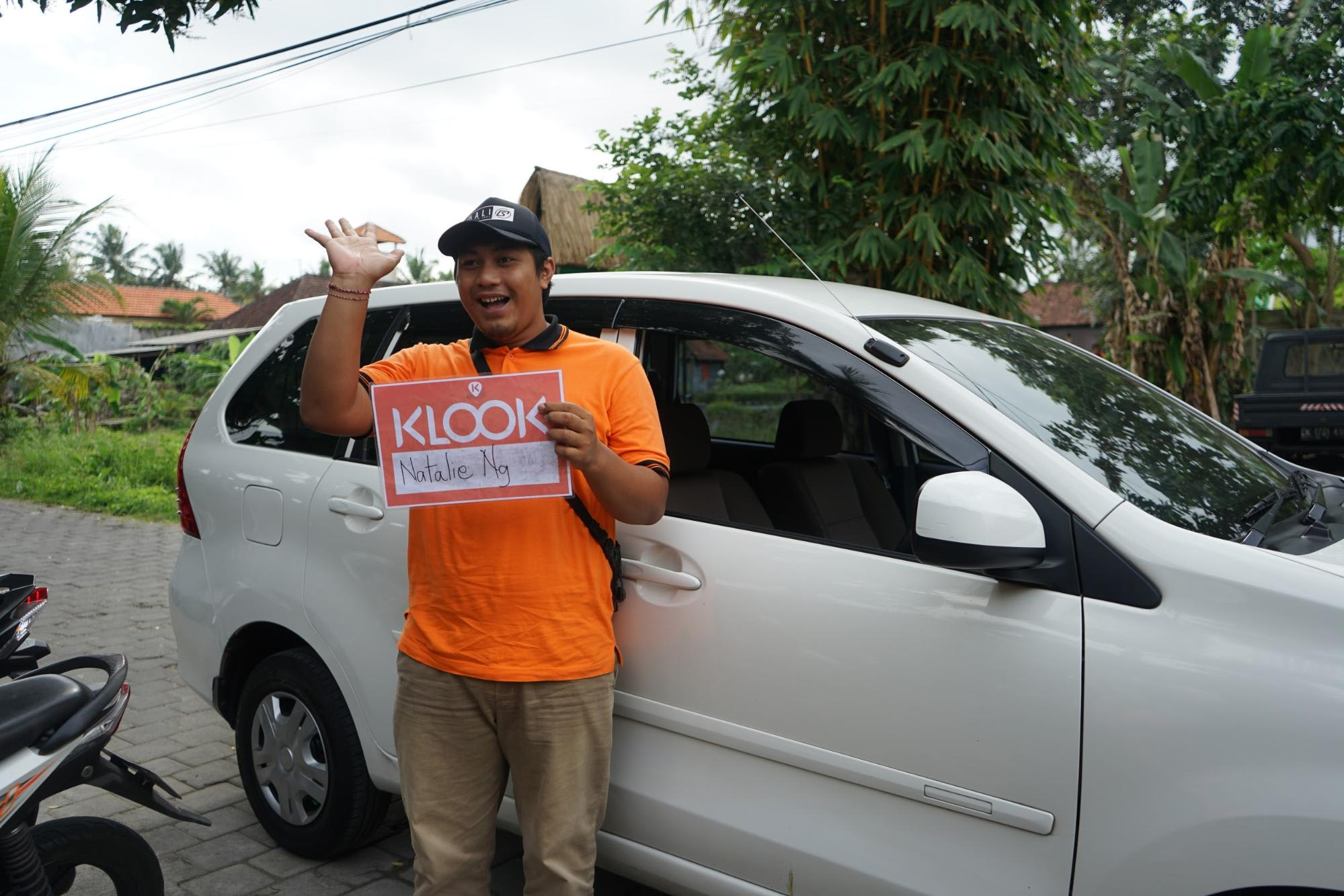private driver penang