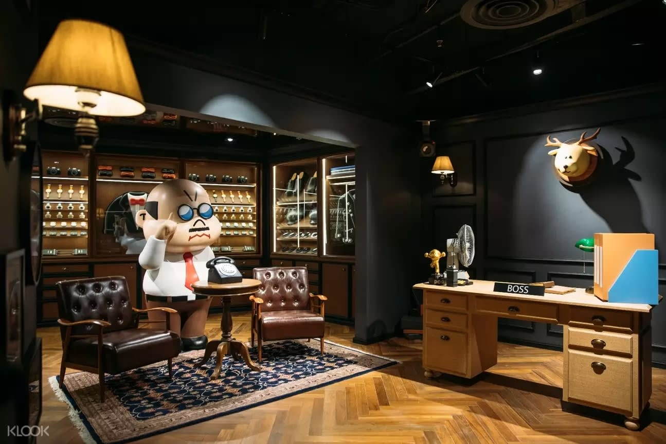 Boss Room at LINE Village Bangkok