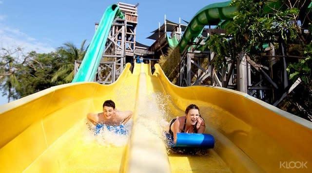 Offpeak Waterbom Bali