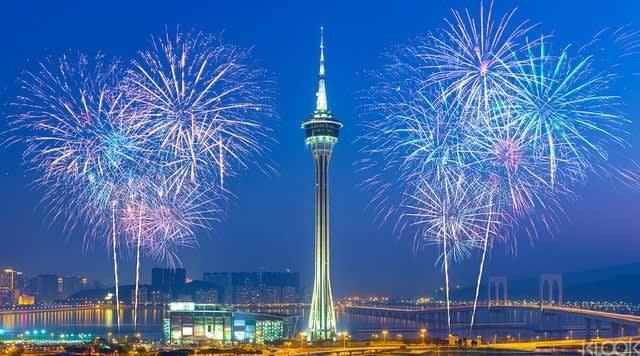 Offpeak Macau Tower Macau