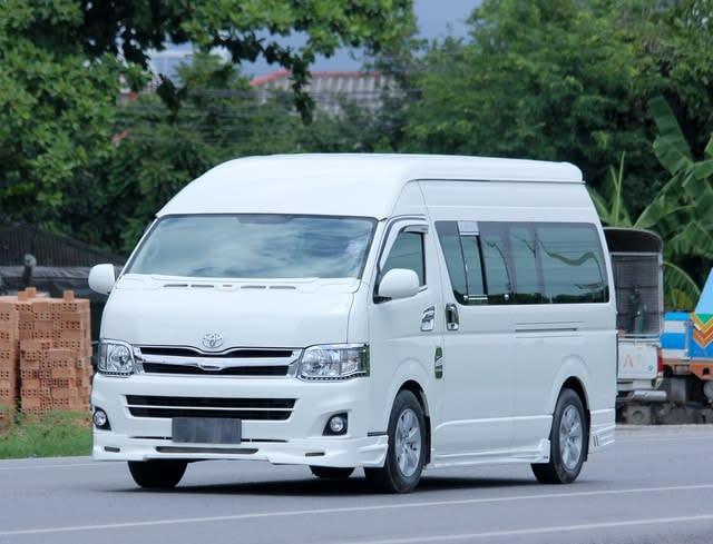 Offpeak car charter Penang