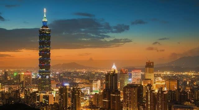 Offpeak Taipei 101 Taiwan