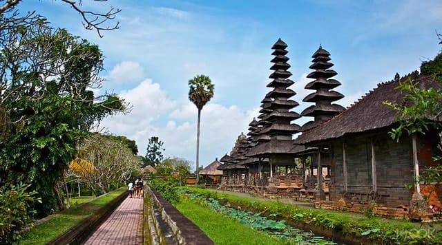 Off peak Bali