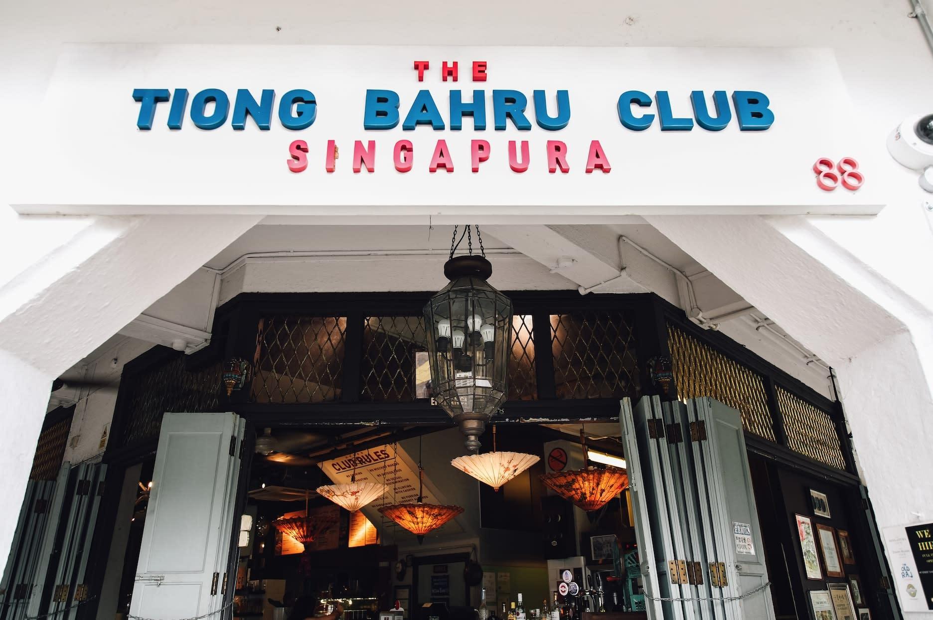 the tiong bahru club