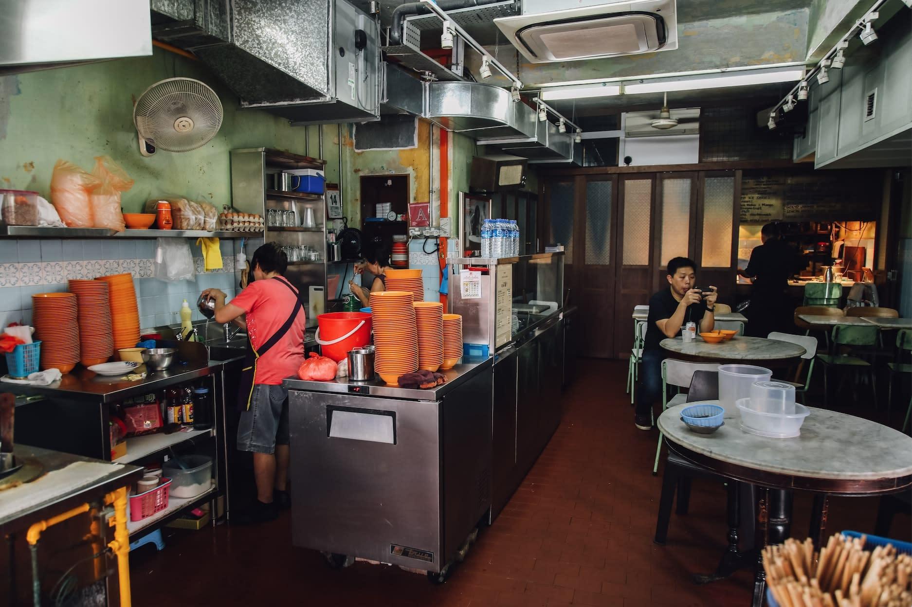 Hua Bee Coffee Shop