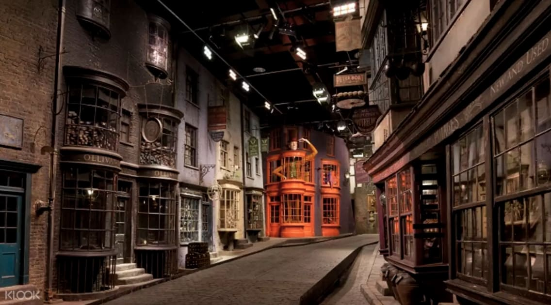 harry potter warner brothers studio