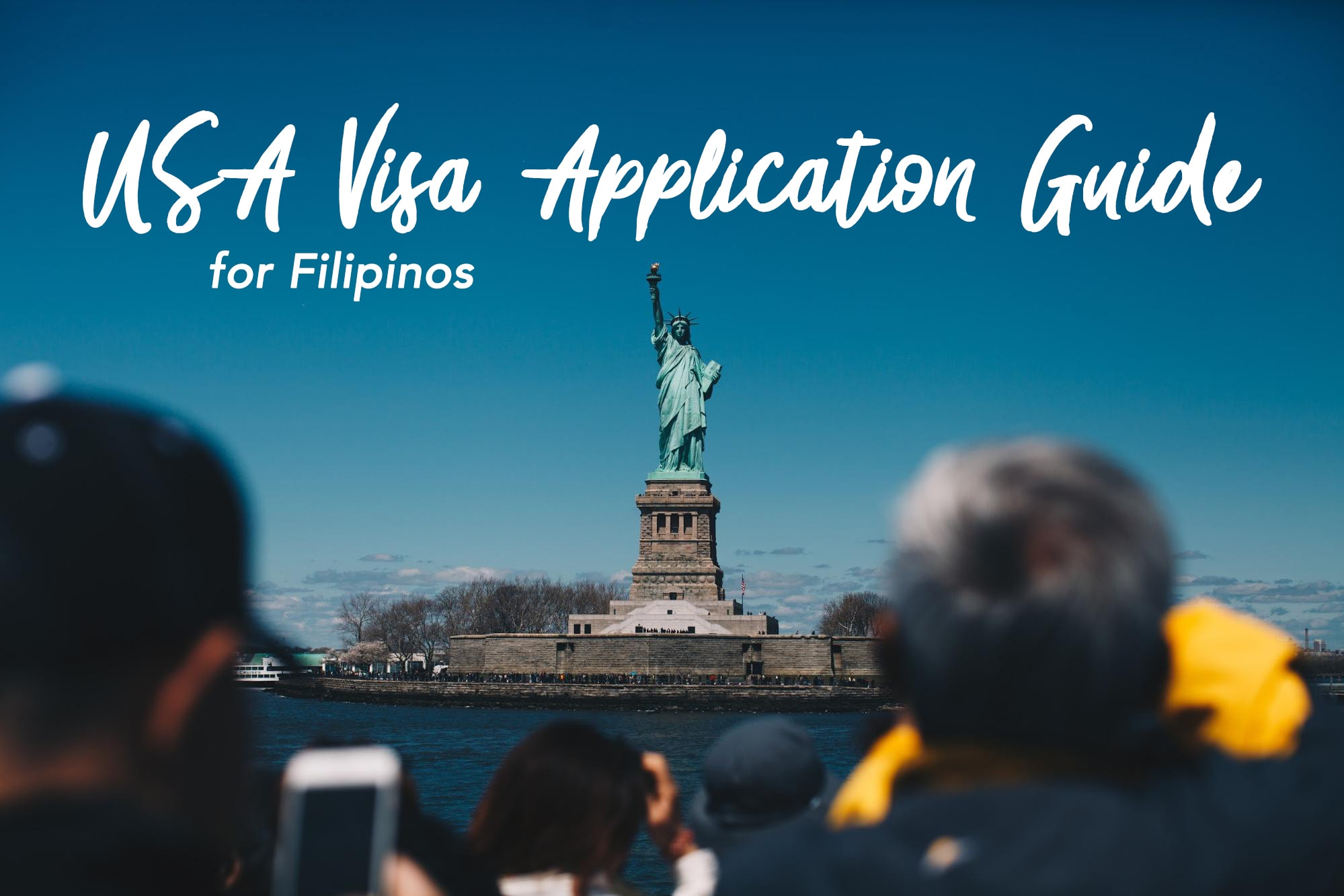 usa visa guide filipinos