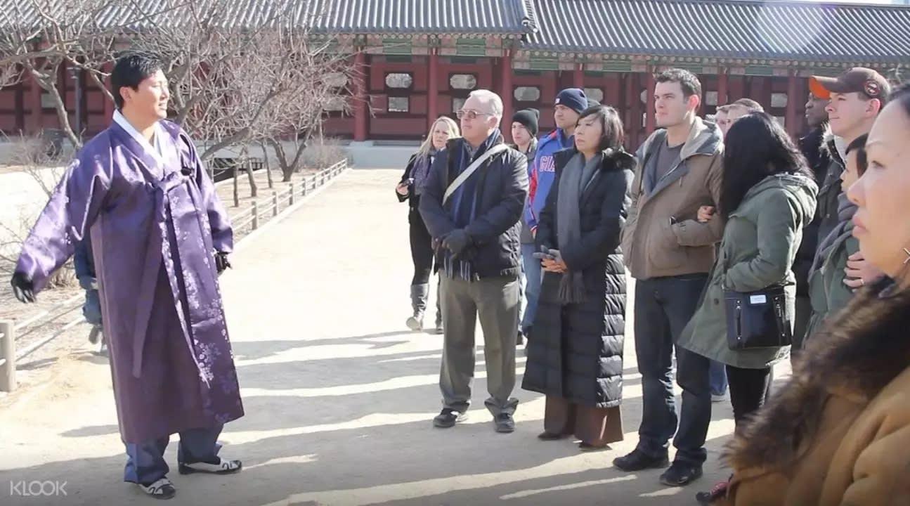 bukchon hanok village korea itinerary