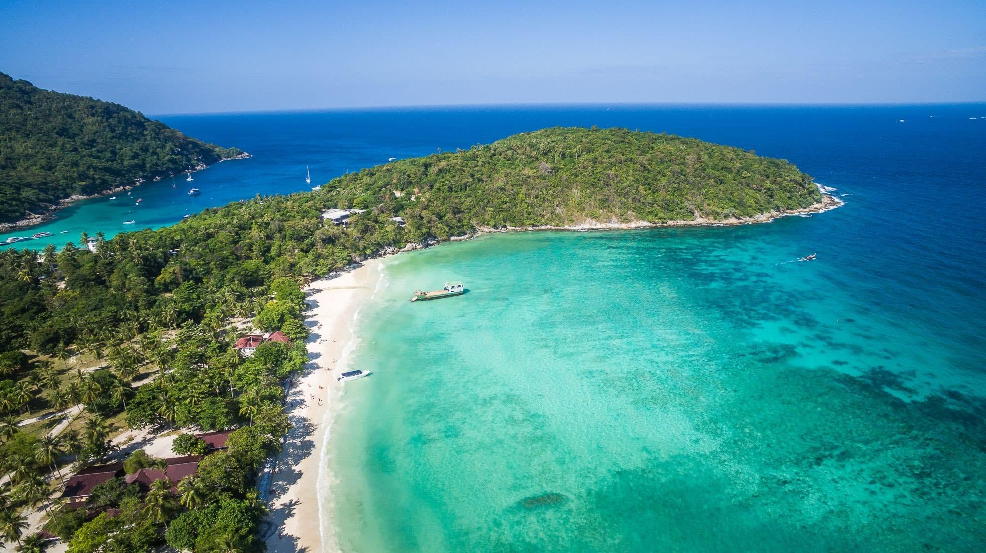 Koh Racha Emperor Islands Phuket