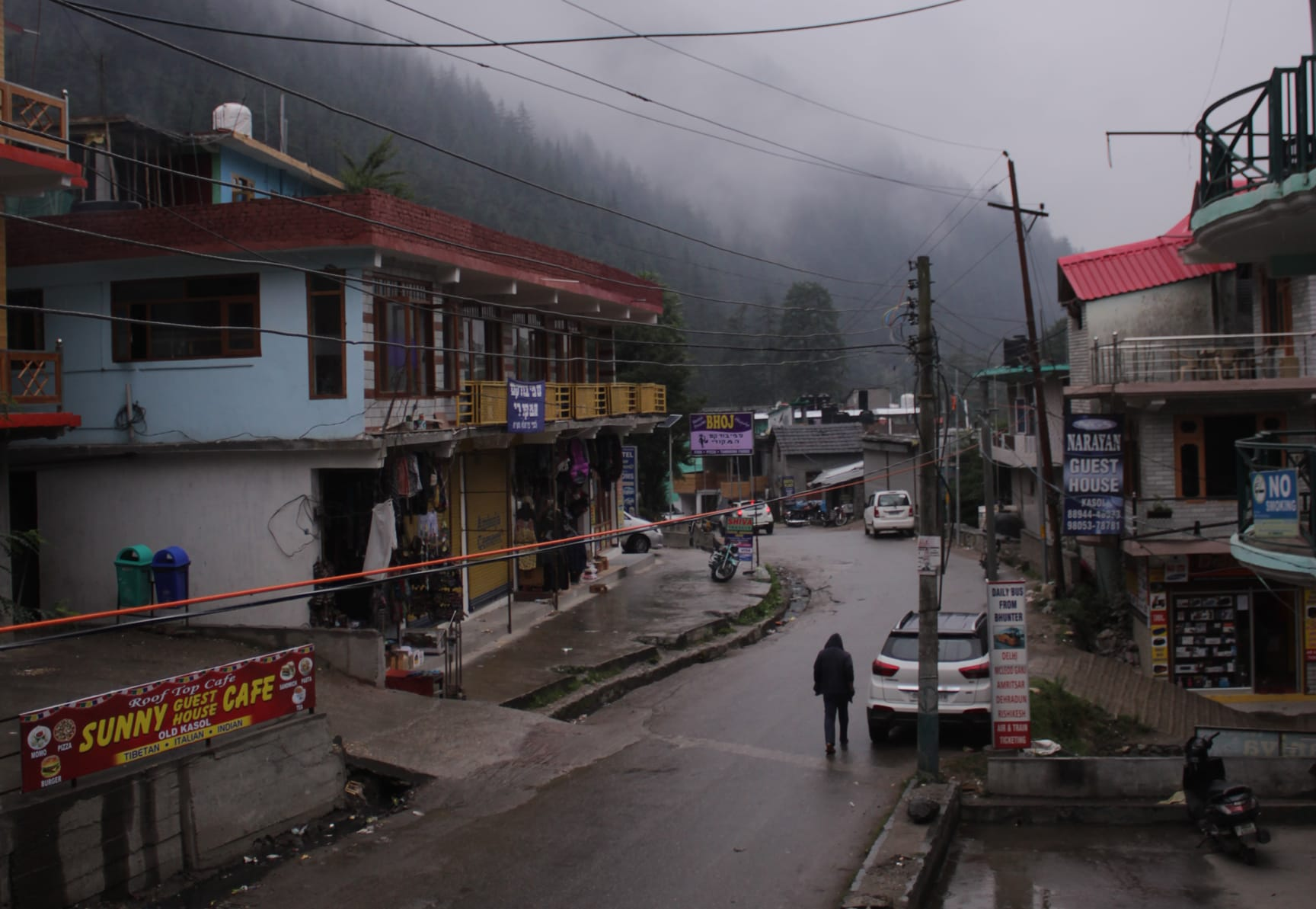 Kasol Village