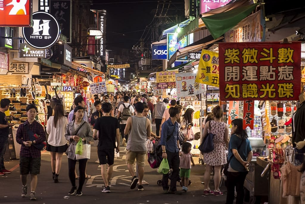 c1f3fe9c4414a For the uninitiated, Shilin Night Market is Taipei s biggest and probably  most famous night market. The many small streets and alleys are packed with  street ...